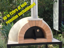 Pizza oven dome outdoor 800 woodfired wood fired DIY kit
