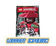 LEGO Minifigure Ninjago - Stone Swordsman foil pack - 891728 sealed FREE POST