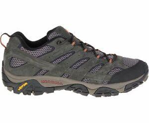Merrell Men's Moab 2 Waterproof Hiking Shoe, Beluga - Size 7.5 (J06029)