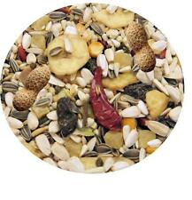 FRUIT Deluxe Parrot Mix Seed 500g Food Great Seed Feed Fruit Dried Fruit Etc
