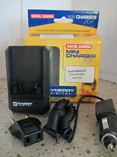 Synergy Digital Charger for Canon NB-1L