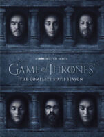 Game of Thrones: The Complete 6th Season 6 (DVD)