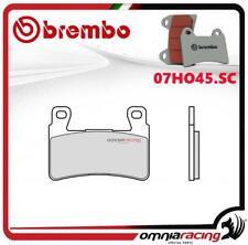 Brembo SC - pastillas freno sinterizado frente para Hyosung GT650I 2013>
