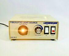 Leisegang Fiber Optic Light Source Lm 150 Z