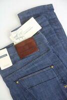 UVP 136 Scotch & Soda Phaidon X W30/L34 Slim Fit Tintenblau Jeans Stretch 7596