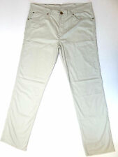 Large Mens Wrangler SUPER LIGHTWEIGHT CHINO TROUSERS With Stretch (SECONDS) WA3