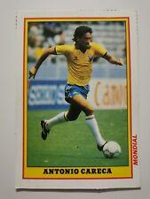 FICHE FOOTBALL ONZE MONDIAL ANTONIO CARECA SAO PAULO BRESIL