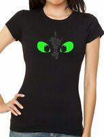 Womens cut and kids  HOW TO TRAIN YOUR DRAGON inspired TOOTHLESS T-shirt
