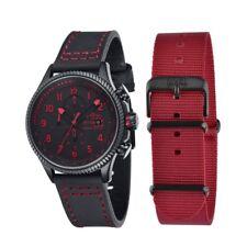 AVI-8 HAWKER HUNTER AV-4036-03 Men's Watch Crono quartz Double Bracelet