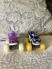blaze and the monster machines die cast Lot Robot Riders Hard To Find In Stores