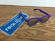Justin Bieber MOVIE PROMOTIONAL SWAG BAG 3D GLASSES Never Say Never
