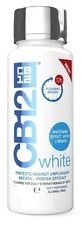 CB12 White Mouthwash 500ml Whitening Effect After 2 weeks and Fresh Breath (NEW!