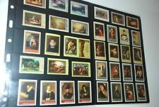 FAMOUS Hermitage Museum Painting Art, MNH VF Collection, Russia