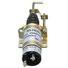FUEL SHUT OFF SOLENOID replace FOR LISTER PETTER SOLENOID 366-07197 SA-3405T