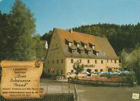 AK Hirschbach, Hersbrucker Schweiz, Hirschbachtal, Ansichtskarte M1