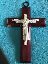 Jesus on The Cross made to hang on a wall