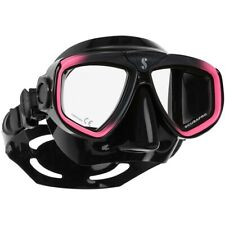 ScubaPro Zoom Evo Msk Pink/Black Scuba Diving Snorkeling Spear Fishing Gear