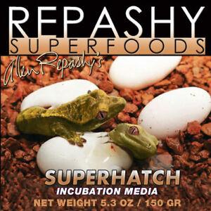 REPASHY SUPERHATCH EGG INCUBATION MEDIUM FOR GECKO | REPTILE INCUBATION / 5.3oz