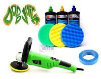 Dodo Juice Spin Doctor V2.1 Rotary 3M Professional Full Machine Polishing Kit