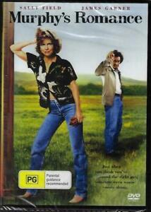 Murphys Murphy's Romance DVD Sally Field James Garner New Australian Release