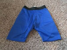 NEW Vintage DUPONT LYCRA 80s Womens Adult Small S Sliding Shorts