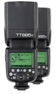 Godox TT685C Systemblitz TTL HSS (Canon)