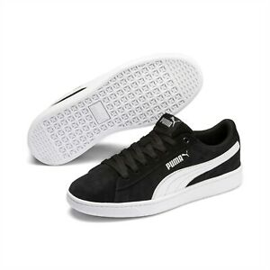 Puma Vikky v2 SD Jr 370510 01 Youth Shoes White/Black