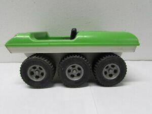 "Vintage TONKA 6 Wheeler ""Amphibian"" Style Vehicle"
