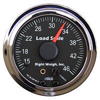 Right Weigh Load Scale, 510-46-C-Kit, On Board Weigh Scale and Mounting Kit