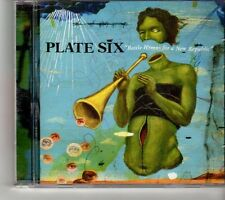 (FH834) Plate Six, Battle Hymns For A New Republic - 2007 CD