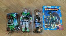 1996 NEW Sealed Vintage TOY STORY Set Woody, Buzz And RC-Car Burger- King Toys