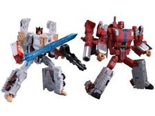MISB in USA - Transformers x Street Fighter - Convoy Ryu vs Megatron Vega Bison
