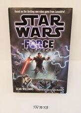 Star Wars: The Force Unleashed by Sean Williams (2008, Hardcover) DARTH VADER