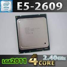 Intel Xeon E5-2609 2.4GHz 4Core Compatible X79 i7 3820 3930K 3960X 3970X
