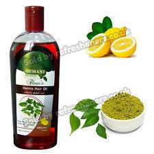 Hemani Henna Oil Hair Oil 200ml Soft Thick Hair + Hair Loss Protection
