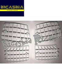 8984 - GRIGLIE PARASASSI BIANCHE FRECCE VESPA 125 150 200 PX - ARCOBALENO DISCO