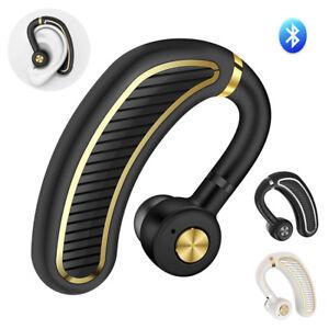 Waterproof Bluetooth 4.1 Earphones Headset Earhook Earphone with Mic Handsfree