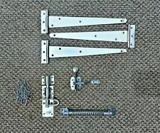 More details for gate fixing kit latch 12