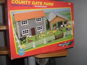 Britains County Gate Farm 1 32 Talwiesenhof