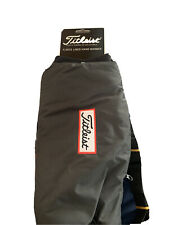 New Titleist Golf Hand Warmer Fleece Lined Black Winter Hand Warmer