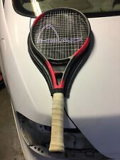 New listing Donnay Academy Pro Tennis Racquet Oversize Racket VST Europe Red Gray