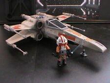 PLAYMOBIL CUSTOM STAR WARS IV  LUKE SKY WALKER + X-WIN   REF-002