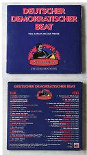 DEUTSCHER DEMOKRATISCHER BEAT Vol. 2 .. Rare 1993 Digipak DO-CD