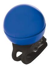 Timbre Electronico Electrico Manillar de Bicicleta Fijacion Silicona Azul 3999az
