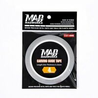 Madworks CGT-4MM Carving Guide Line Scribing Tape 4mm x 30m for Panel Lines USA