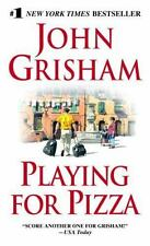 Playing for Pizza by John Grisham Book For Cocker Spaniel Rescue Charity