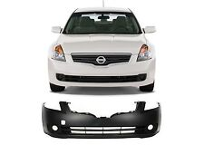 Replacement Front Bumper Cover For 2007-2009 Nissan Altima New Free Shipping USA