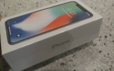 NEW Apple iPhone X 10 Silver 256GB Smartphone Phone Unlocked READY TO SHIP