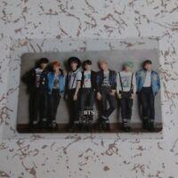 BTS Bangtan All Member JAPAN Limited RUN Trading Photo Card PC