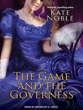 Winner Takes All: The Game and the Governess 1 by Kate Noble (2014, CD,...